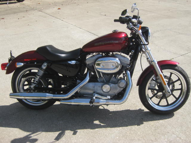 2016 Harley Davidson  XL883L Sportster Super Low