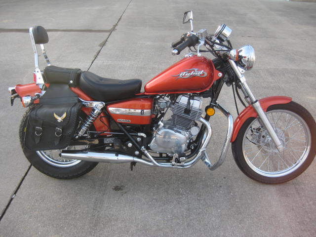 2005 Honda Rebel 250