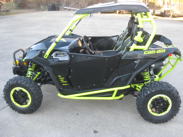 2015 Can-Am Maverick 1000R Turbo
