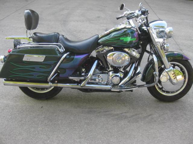 2004 Harley Davidson  FLHRI Road King Limited