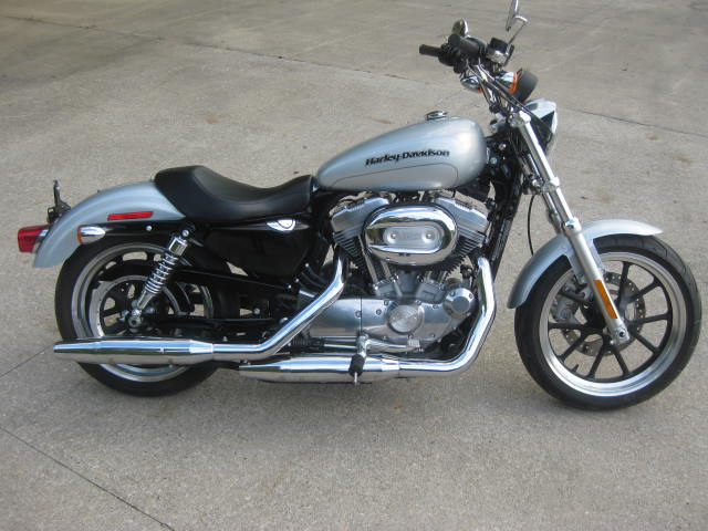 2015 Harley Davidson  XL883L Sportster Super Low