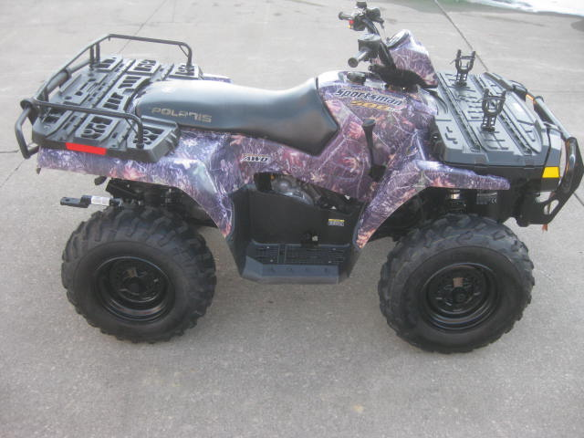 2005 Polaris  Sportsman 500 HO EBS 4x4