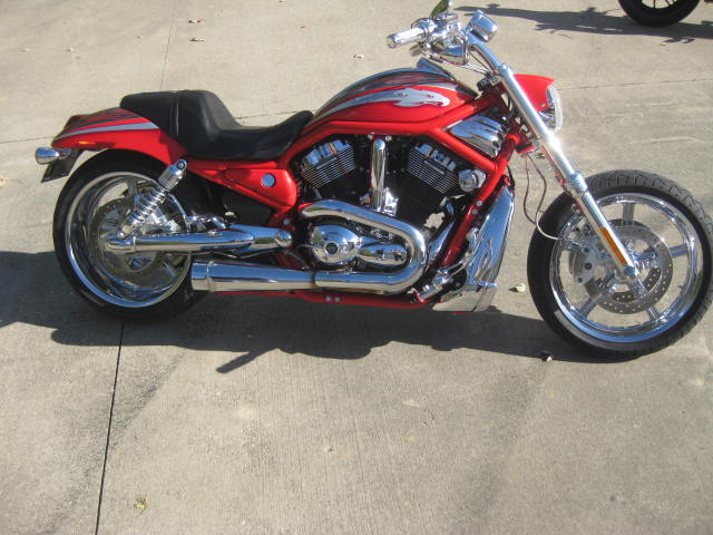 2006 Harley Davidson  VRSCSE Screamin Eagle V-Rod