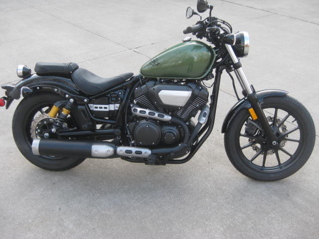 2014 Yamaha Bolt 950 R-Spec