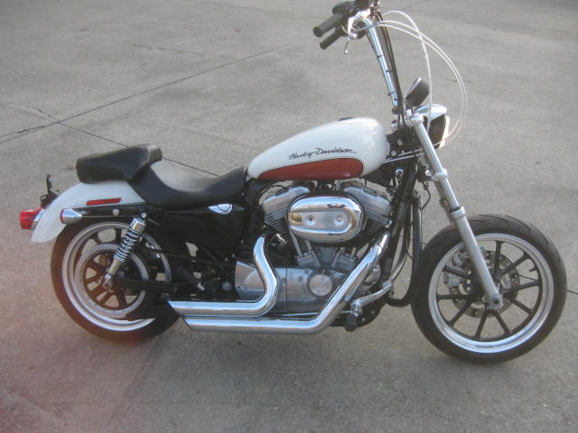 2011 Harley Davidson  XL883L Sportster Super Low